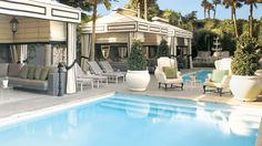 Because all good ideas are generated from a poolside cabana, right?  We like to think at The Viceroy Hotel, they are.
