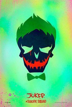 'Escuadrón Suicida': Pósters individuales de los villanos de DC