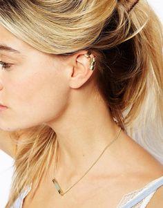 Bild 3 von ASOS – Ohrringe im 4er-Pack