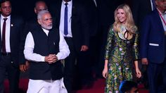 WASHINGTON: Whether or not all of the 1,500 businesspeople attending the Global Entrepreneurship Summit (GES) 2017 that opened in Hyderabad on Tuesday got a leg up, the governing dispensations in India and the US, represented by Prime Minister Narendra Modi and President Donald Trump's daughter Ivanka, respectively, linked arms and gave each other a political boost.