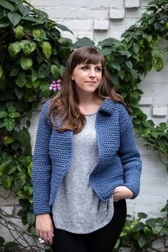 Ever find yourself needing the perfect sweater for fall crocheting, that's easy and quick during this busy time of year? The Jean Jacket Cardigan is everything you've been wishing for! It's got unisex options, a super flattering fit, a bulky weight yarn that works up quickly, and SO many size options (XS-3XL). MY OTHER VIDEOSRead More