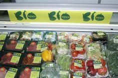 BEWUST - Veel biologische producten in de winkel