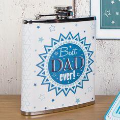 https://www.sassandbelle.co.uk/Best Dad Ever Hip Flask