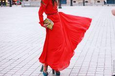 Adorable #fall dress