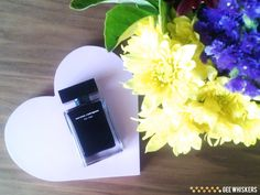 Narciso Rodriguez For Her Eau de Toilette Spray: Gee Whiskers!
