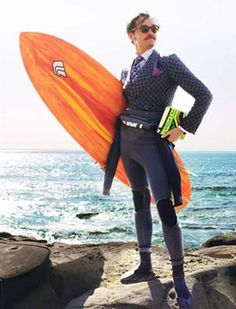 Yes! City Surfers haha... Adding to our Pinterest boards #Surf fashion by Vogue #Cornwall #Lifestyle