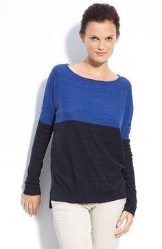 Vince Colorblock Sweater | Nordstrom