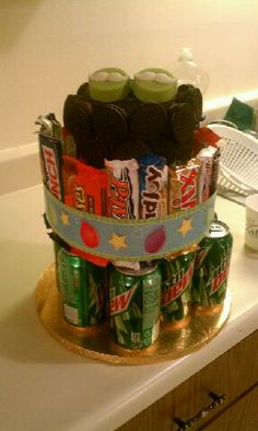 Birthday cake for the boyfriend
