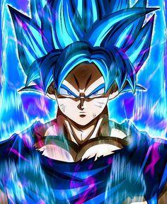 Goku Super Saiyan Blue, Dragon Ball Super   Dragon Ball Gt, Wallpaper Do Goku, Anime 2E0
