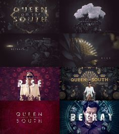 Queen Of The South AE on Behance