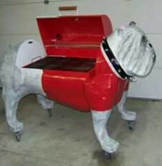 Bulldog BBQ