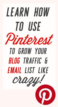 Dramatically grow your traffic in less than ONE hour per week with the power of Pinterest! Check out this free webinar and learn how to use Pinterest for your blog or business. {affiliate}
