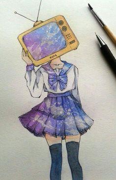 ideas for pop art girl illustration colour Arte Pop, Cartoon Kunst, Cartoon Art, Art And Illustration, Pretty Art, Cute Art, Arte Inspo, Art Pastel, Character Art