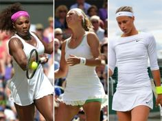 Wimbledon 2012: Hottest Outfits on the Tennis Court | Style & Beauty | iDiva Mobile