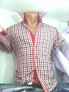 NIBAKA COMPANY قمصان رجالي بنطلون عادي بنطلون كابوي طقم رجالي تي شورت