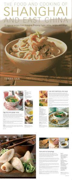Food & Cooking of Shanghai & East China Dumplings, Shanghai, Pork, Cooking Recipes, China, Kale Stir Fry, Chef Recipes, Pork Chops