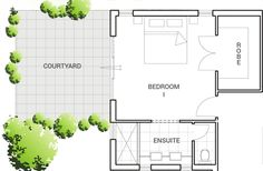Bedrooms_Outside_Access
