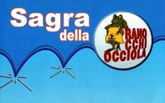 2017 - Sagra della Ranacchiocciola - Frog and Snail Festival, July 1-2, July 7-9, July 14-16 and July 18-30, in Massarosa (Lucca), Via degli Sterpeti; food booths feature frog and snail dishes and other local specialties; every night live music and dancing start at 9 p.m.