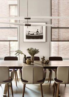 #diningroom | https://www.1stdibs.com/project/private-residence-in-tribeca-ny-new-york-ny/7373/