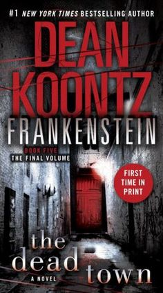 Anything by Dean Koontz!