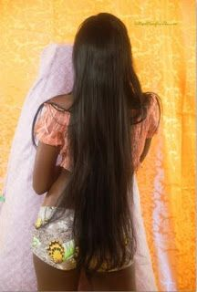 Water makes everything grow! 9 tips to grow hair long