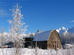 Bodenburg Loop barn - Palmer, Alaska