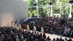 Full Show - Burberry Prorsum Womenswear S/S14 - shot entirely with iPhon...