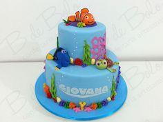 Children's Birthday Cakes - Nemo