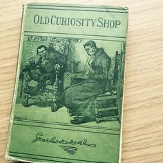 Dickens, Old Curiosity Shop, 1885   @PenguinUKBooks #creepycover  via @ruth_h101