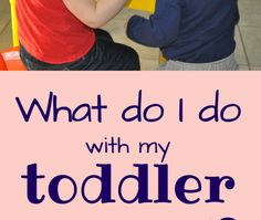 Knowing what to do with toddlers isn't as easy as it might sound. Once we have toddler routines and schedules in place, we wonder how to easily do activities during the day, how to manage our expectations and have fun making memories with our children. This articles tells you all that and more. #toddlers #preschoolroutine #toddlerschedule #toddleractivities