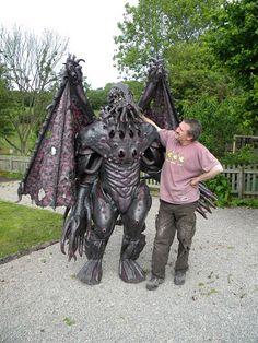 You've got a friend in me! Cthulhu costume