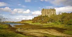 Dunvegan Castle  Dunvegan Castle on the Isle of Skye is situated at Loch Dunvegan, it is the oldest continuously inhabited castle in Scotland and has been the ancestral home of the Chiefs of Clan MacLeod for 800 years.