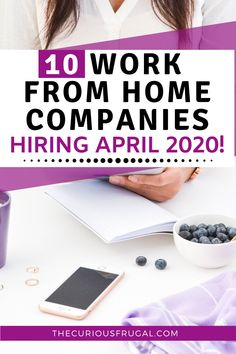 10 Best Work From Home Companies That Are Hiring Now 10 of the Best Work From Home Companies – Real Jobs You Can Work At Home – These are 10 legit work from home. The post 10 Best Work From Home Companies That Are Hiring Now appeared first on Welcome! Legit Work From Home, Legitimate Work From Home, Work From Home Jobs, Online Jobs From Home, Earn Money From Home, Way To Make Money, Make Money Online, Work From Home Companies, Work From Home Opportunities