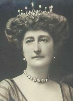 The Princess Clémentine of Belgium (1872-1955). She was a daughter of King Léopold II and his wife, The Archduchess Marie Henriette of Austria-Hungary. She was the wife (1910-1926) of The Prince Victor Bonaparte The Prince Napoléon. Her children were The Prince Louis Jérôme Bonaparte The Prince Napoléon, and The Princess Marie Clotilde Bonaparte.
