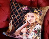 Fashion Range - Gates of Heaven cushions Gates, Heaven, Cushions, Range, Trending Outfits, Unique, Artwork, Handmade, Etsy