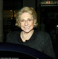 Estranged: Speaking to the Mail's David Wigg, Elton John's mother, Sheila, revealed her initial fall out with the musician stemmed from his anger at her long-standing friendship with his former PA, Bob Halley, and ex-manager John Reid – and desire for her to sever ties with both.