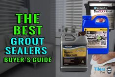 The best grout sealants review