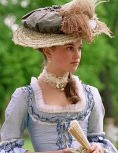 mademoisellelapiquante:    Alicia Vikander as Caroline Mathilde in A Royal Affair (En kongelig affære) - 2012