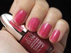 #JellyGlow #nails #nailpolish 003 Cherry Jam