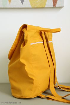 The London Backpack - Alida Makes