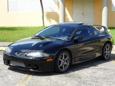 Mitsubishi Eclipse GSX Black