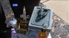 High-tech tailgating gadgets on FOX NEWS channel 4 featuring the West|280 iOpener and other cool products. Check it out...