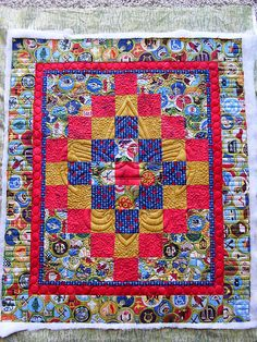Boy Scout Quilt...would love to have this done for CJ and Colin