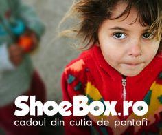 ShoeBox.ro - Cadoul din cutia de pantofi. Participa si tu!