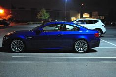 E92 Le Mans Blue M3 #BMW # M3 #Cars