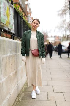 Best London Fashion Week Street Style Fall 2016 - London Street Style