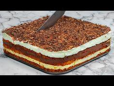 LEHETETLEN nemet mondani egy szelet hűsítő tortának. Elfelejted a kalóriákat is!| Cookrate - YouTube