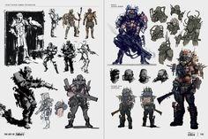 The Art of Fallout 4 | Concept Art World