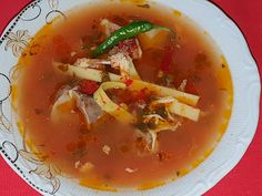 Lulu - Povesti din Bucatarie: Bors cu rata Lidl, Thai Red Curry, Food And Drink, Ethnic Recipes