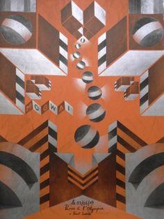 Mogwai Sérigraphie deux couleurs sur papier argent 300g, 120 exemplaires